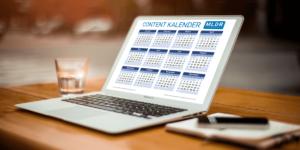 content kalender MLDR Communicatie