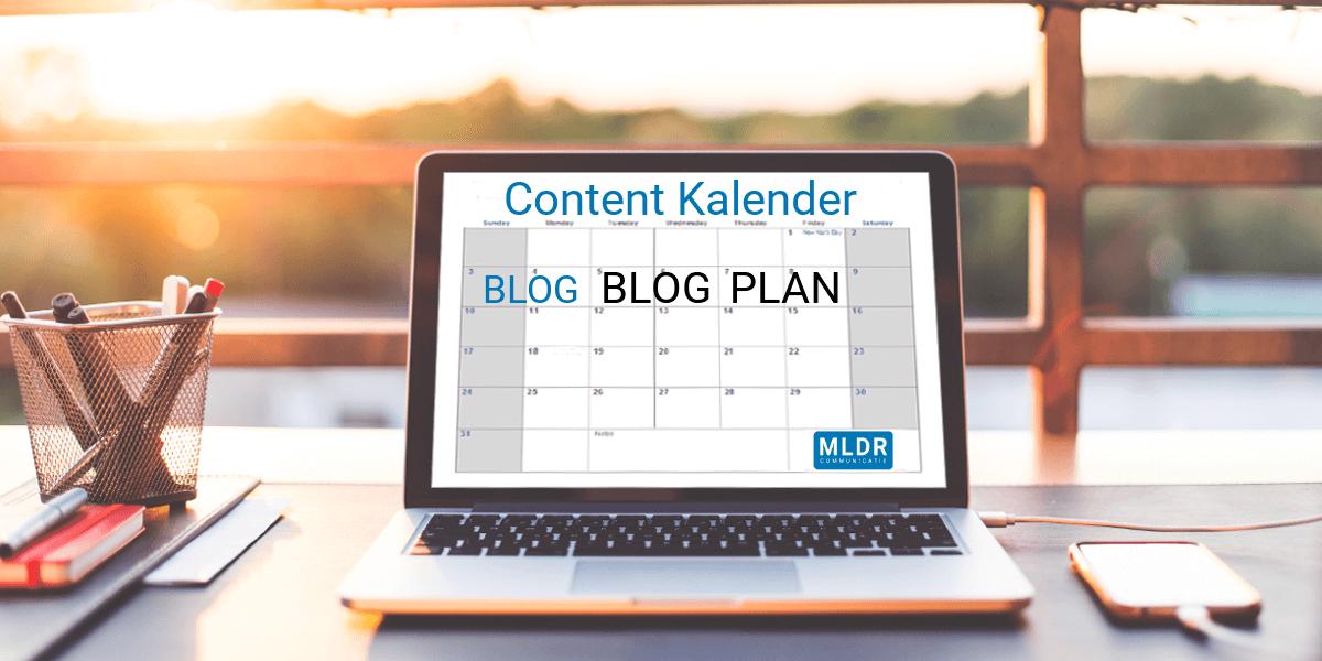 blog plan succesvol bloggen hoe maak je een blog plan