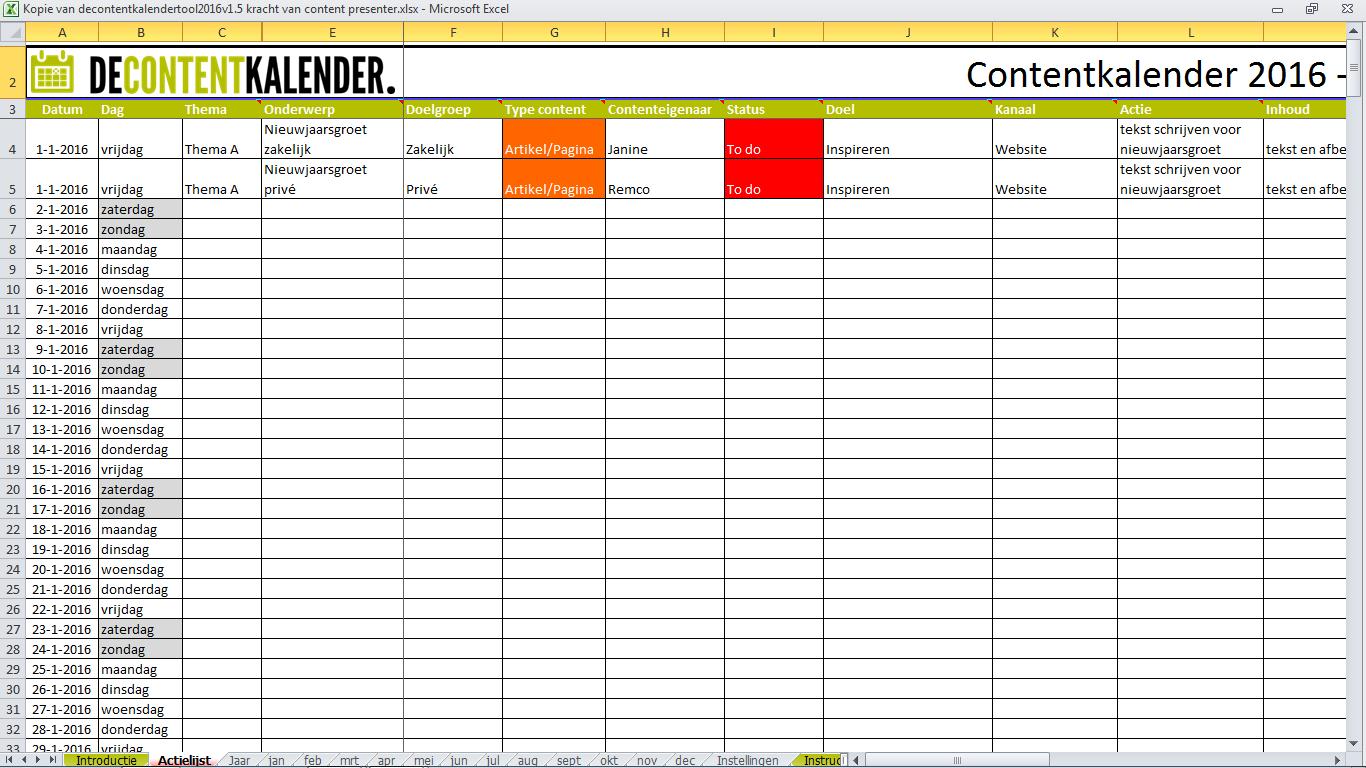 content-kalender-presenter-kracht-van-content