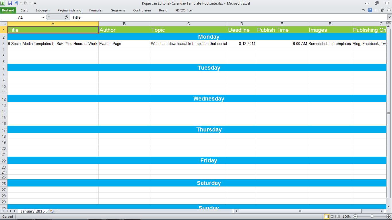 hootsuite-content-calendar-social-media-templates