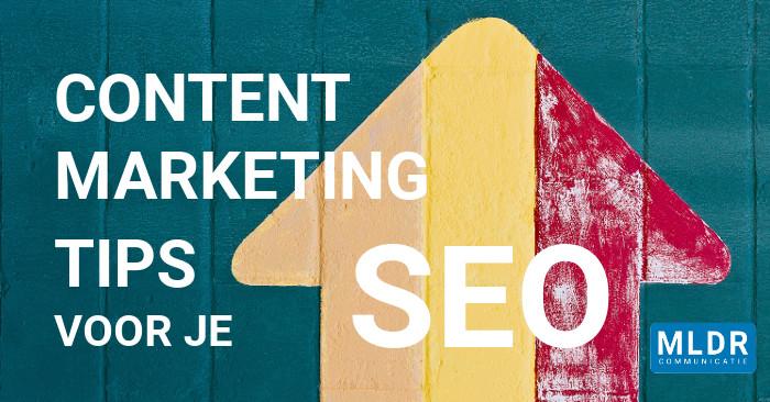 Content Marketing Tips SEO Verbeteren