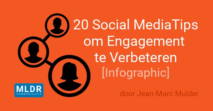 social media tips engagement vergroten