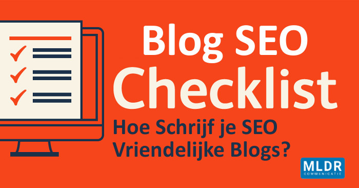 blog seo tips checklist
