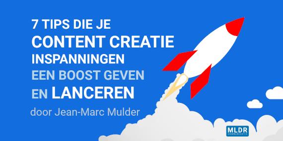 content creatie tips